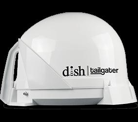 The Tailgater - Outdoor TV - DOWAGIAC, MI - Hale's True Value Hardware - DISH Authorized Retailer